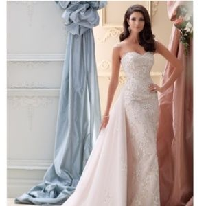 David Tutera Bridal Gown